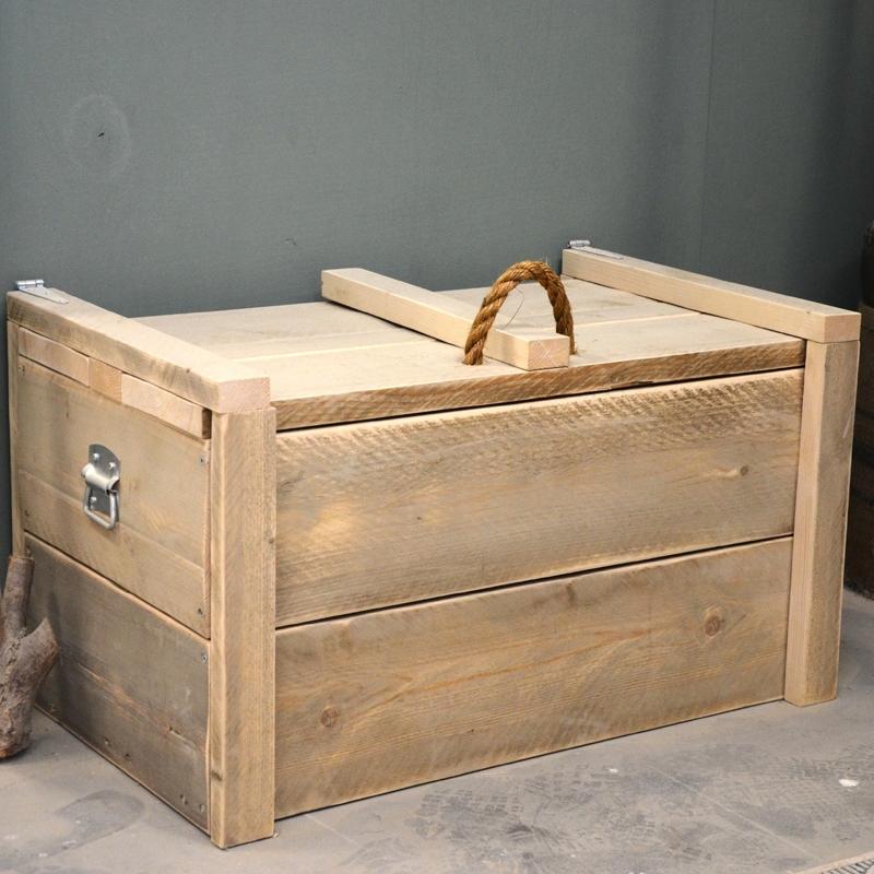 Steigerhout kist
