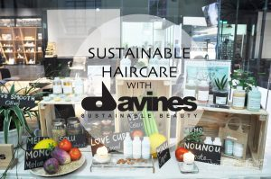 Duurzame haarproducten van Davines